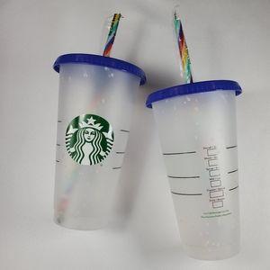 💥Just In💥Starbucks Confetti Cups 2PK
